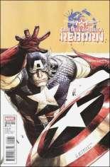 Captain America: Reborn (2009-2010) #3 Variant B: 1:6 Variant