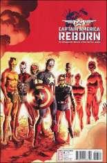 Captain America: Reborn (2009-2010) #3 Variant C: 1:15 Variant