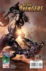 Dark Avengers (2009-2010) #9 Variant A
