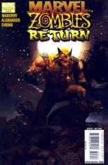 Marvel Zombies Return (2009) #3 Variant A
