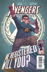 Avengers: The Initiative (2007-2010) #28