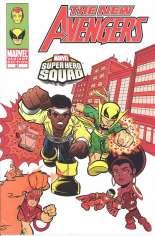 New Avengers (2005-2010) #57 Variant B: Super Hero Squad Cover