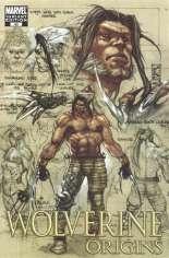 Wolverine: Origins (2006-2010) #40 Variant B: 1:25 Variant