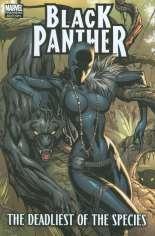 Black Panther (2009-2010) #HC Vol 1