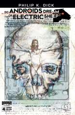 Do Androids Dream of Electric Sheep? (2009-2011) #4 Variant A