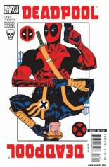 Deadpool (2008-2012) #16 Variant A