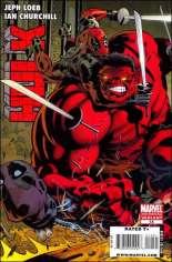 Hulk (2008-2012) #14 Variant F: 2nd Printing