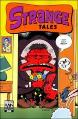 Strange Tales (2009-2010) #2 Variant B
