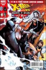 X-Men vs. Agents of Atlas (2009-2010) #1 Variant B: 1:15 Variant