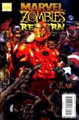 Marvel Zombies Return (2009) #2 Variant B: 2nd Printing