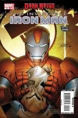 Invincible Iron Man (2008-2012) #19 Variant A