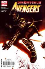Dark Reign: The List - Avengers #One-Shot  Variant C: 2nd Printing