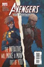 Avengers: The Initiative (2007-2010) #29 Variant A