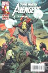 New Avengers (2005-2010) #58