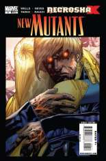 New Mutants (2009-2012) #6 Variant A