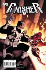 Punisher (2009-2010) #10 Variant A