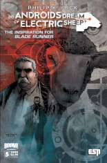 Do Androids Dream of Electric Sheep? (2009-2011) #5 Variant B
