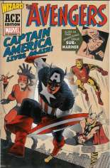 Avengers (1963-1996) #4 Variant E: Wizard Ace Edition