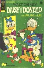 Daisy and Donald (1973-1984) #1 Variant A