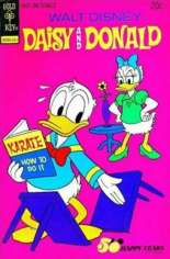 Daisy and Donald (1973-1984) #3 Variant A