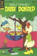 Daisy and Donald (1973-1984) #6 Variant A