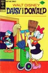 Daisy and Donald (1973-1984) #7 Variant A