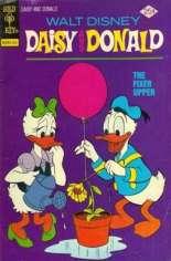 Daisy and Donald (1973-1984) #8 Variant A