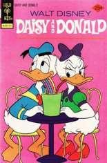 Daisy and Donald (1973-1984) #11 Variant A