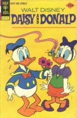 Daisy and Donald (1973-1984) #12 Variant A