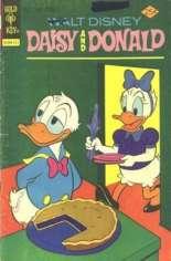 Daisy and Donald (1973-1984) #13 Variant A