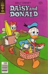 Daisy and Donald (1973-1984) #37 Variant A