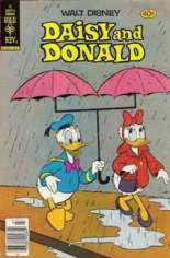Daisy and Donald (1973-1984) #38 Variant A