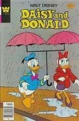 Daisy and Donald (1973-1984) #38 Variant B: Whitman Edition