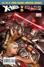X-Men vs. Agents of Atlas (2009-2010) #2 Variant A