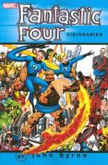 Fantastic Four Visionaries: John Byrne #TP Vol 1 Variant B