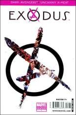Dark Avengers/Uncanny X-Men: Exodus #1 Variant C: 2nd Printing