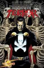 Black Terror (2008-2011) #5 Variant B