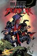 Black Terror (2008-2011) #5 Variant C