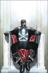 Black Terror (2008-2011) #5 Variant D: Virgin Cover