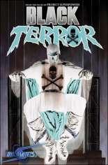Black Terror (2008-2011) #5 Variant E: Negative Cover