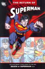 Superman: The Return of Superman (1993) #TP Variant C: Reprint