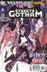 Batman: Streets of Gotham (2009-2011) #6