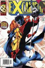 Excalibur (1988-1998) #89 Variant A: Newsstand Edition