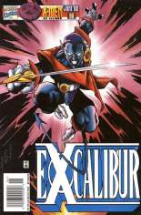 Excalibur (1988-1998) #98 Variant A: Newsstand Edition