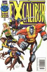 Excalibur (1988-1998) #101 Variant A: Newsstand Edition
