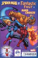 Spider-Man and the Fantastic Four in Hard Choices (2006) #One-Shot Variant A: Elks USA Giveaway