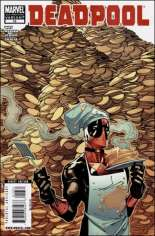 Deadpool (2008-2012) #16 Variant C: 2nd Printing
