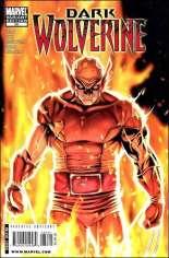 Dark Wolverine (2009-2010) #80 Variant B: 1:8 Variant