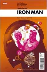 Invincible Iron Man (2008-2012) #20 Variant A