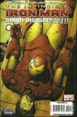 Invincible Iron Man (2008-2012) #20 Variant B